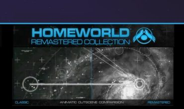Homeworld Remastered PAX South Cover
