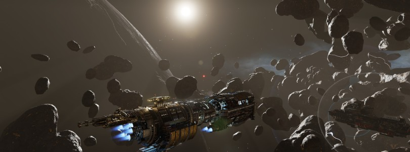 Fractured Space Screenshot 1 - Fists of Heaven